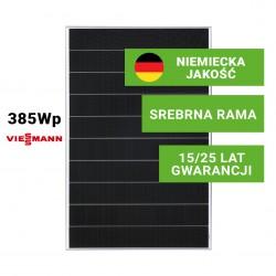 Panel Fotowoltaiczny VIESSMANN 385W Vitovolt (srebrna rama)