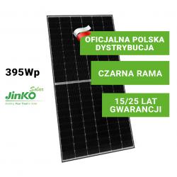 Panel Fotowoltaiczny Jinko 395W (czarna rama)