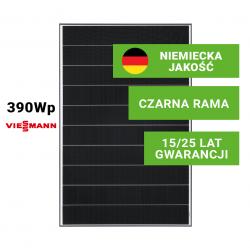 Panel Fotowoltaiczny VIESSMANN 390W Vitovolt (czarna rama)