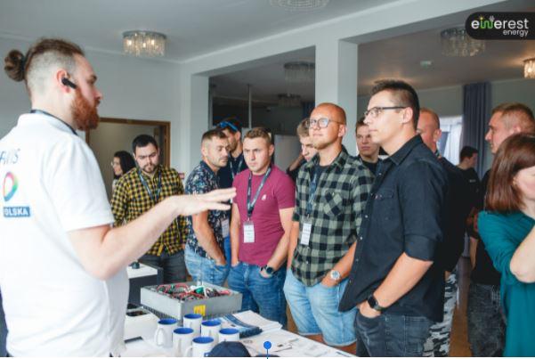 Eko Piknik z Ewerest Energy - Szkolenie FoxESS i Noark